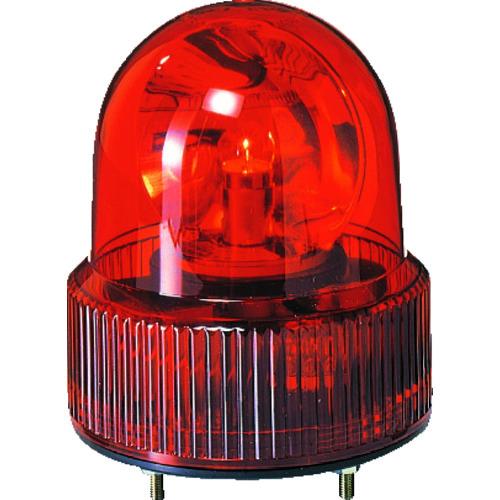 パトライト SKH−A型 小型回転灯 Φ118 オールプラスチックタイプ 赤 SKH-101A(SKH-101)R(レッド DC12V)