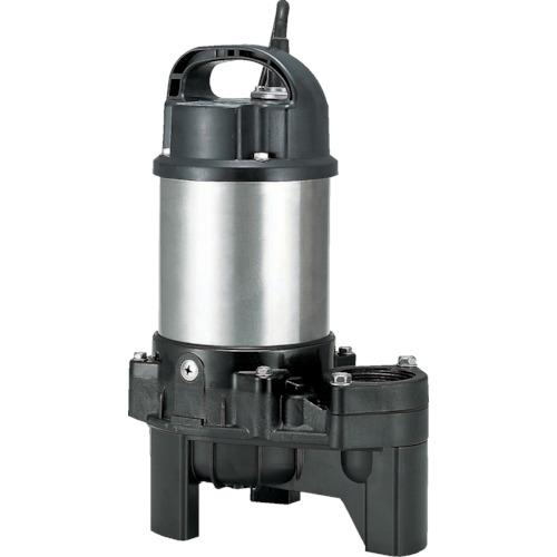 ツルミ 樹脂製汚物用水中ハイスピンポンプ 60HZ 40PU2.25S 60HZ