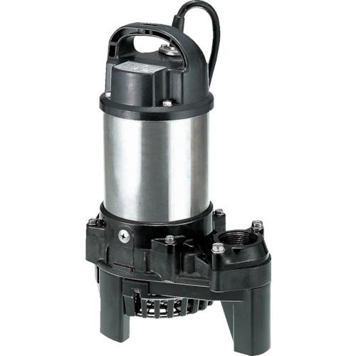 ツルミ 樹脂製汚水用水中ポンプ (単相100V) 60HZ 40PSF2.25S 60HZ