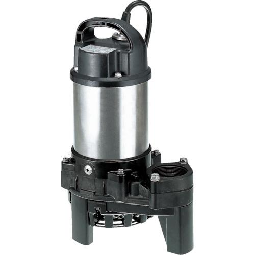 ツルミ 樹脂製雑排水用水中ハイスピンポンプ 60HZ 40PN2.25S 60HZ