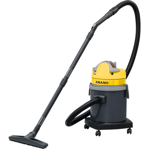 アマノ 業務用乾湿両用掃除機(乾式・湿式兼用) JW30