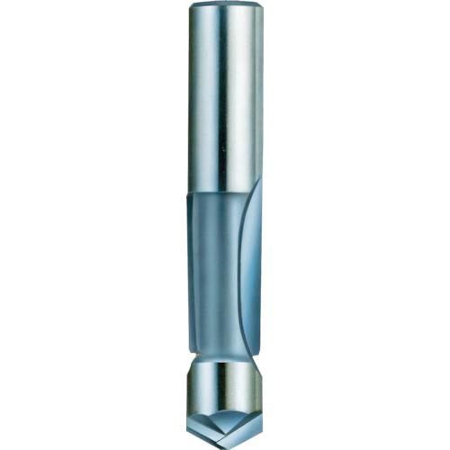 大日商 木工ビット 超硬1段フラッシュビット(2P) 6×61F66