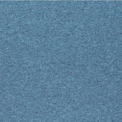 ワタナベ ワタナベ タイルカーペット ブルー 50cm×50cm PX3022