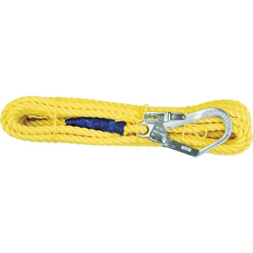 ツヨロン 昇降移動用親綱ロープ 20メートル L20TPBX