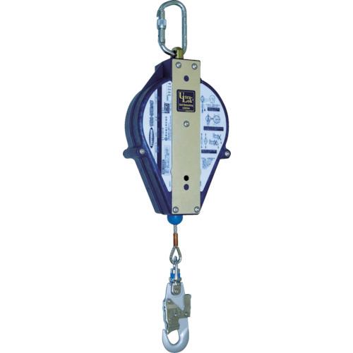 ツヨロン ウルトラロック10メートル 台付・引寄ロープ付 UL10SBX