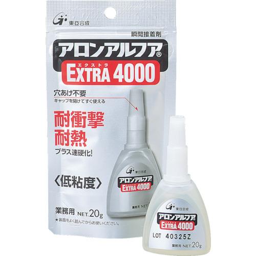 アロン アロンアルファ エクストラ4000 20g アルミ袋 AA-4000-20AL