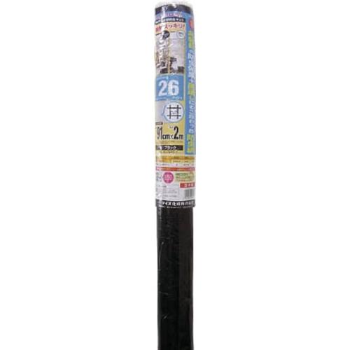 Dio スーパースリム 26メッシュ 91cm×2m ブラック200813