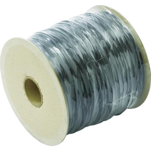 Dio 網押えゴム小巻 太さ5.5mm×100m ブロンズ/ブラック210591