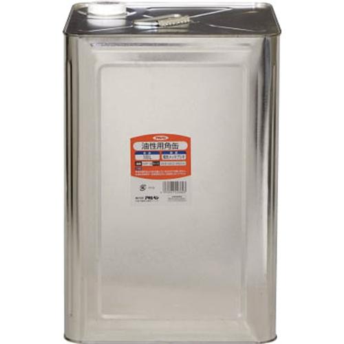 アサヒペン 油性用角缶18L223623
