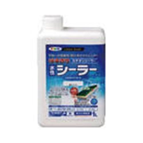 アサヒペン 強浸透性水性シーラー1Lクリヤ458162