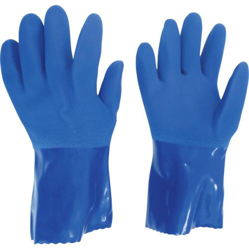 ミドリ安全 塩化ビニール製手袋 10双入 Lサイズ VERTE135L