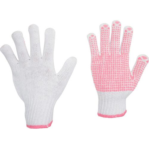 ミドリ安全 すべり止め手袋 女性用 12双入MHG401