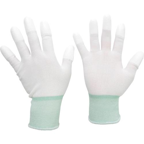 ミドリ安全 検査・組立用手袋 (指先コート)10双入 MMCG701M