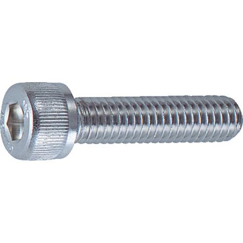 TRUSCO 六角穴付ボルト ステンレス全ネジ サイズM6X10 35本入  B44-0610