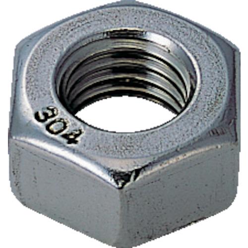 TRUSCO 六角ナット1種 ステンレス サイズW3/8X16山 16個入  B25-0318