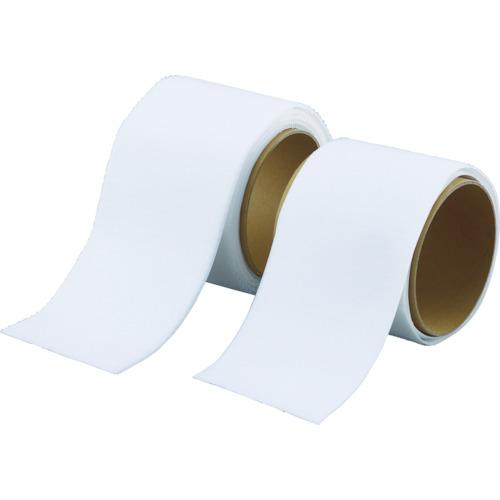 TRUSCO マジックテープ 強粘着 幅100mmX長さ1m 白 TMSD-100-W