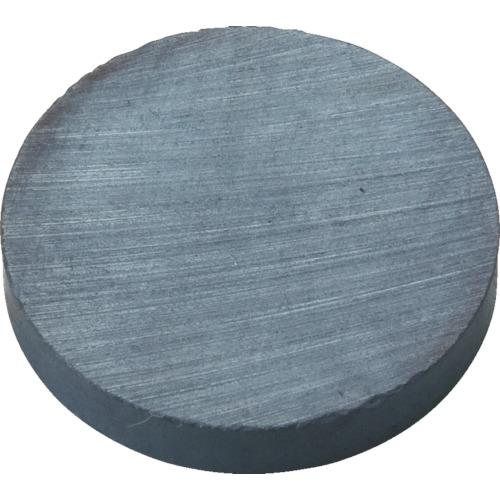TRUSCO フェライト磁石 外径10mmX厚み3mm 1個入り TF10R-1P