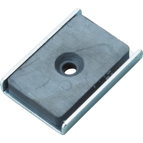 TRUSCO キャップ付フェライト磁石25.5mmX23.5mmX6.5mm TFC25KA-1P